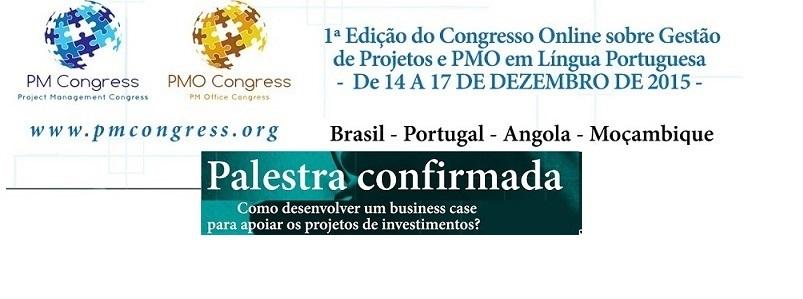 Congresso Online de Gestão de Projetos e PMO