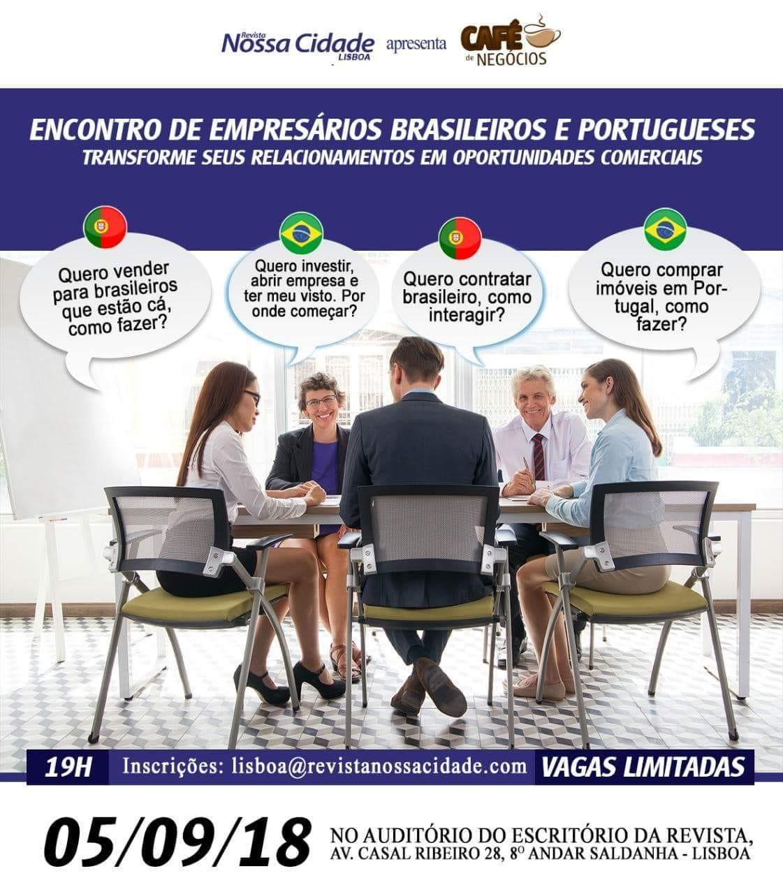 Networking e Negócios em Portugal